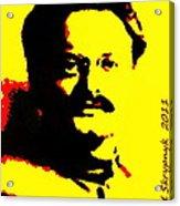 Leon Trotsky Acrylic Print