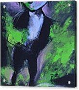 Leprechaun Acrylic Print