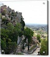 Les Baux De Provence Acrylic Print