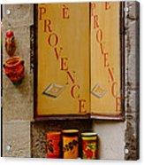 Les Baux De Provence France Dsc01931 Acrylic Print