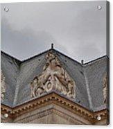 Les Invalides - Paris France - 011314 Acrylic Print
