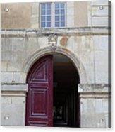 Les Invalides - Paris France - 01132 Acrylic Print by DC Photographer