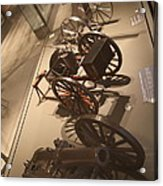 Les Invalides - Paris France - 011320 Acrylic Print