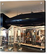 Les Invalides - Paris France - 011360 Acrylic Print