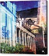 Less Travelled 23 Acrylic Print