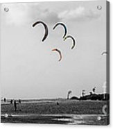 Let The Kites Fly Acrylic Print