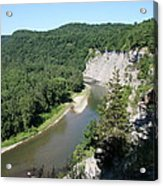 Letchworth State Park Genesee River I Acrylic Print