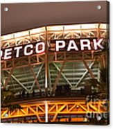 Let's Go Padres Acrylic Print