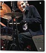 Levon Helm And His All Star Band Acrylic Print
