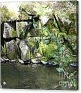 Lewis Creek Trail Acrylic Print