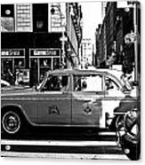 Lexington Avenue Acrylic Print