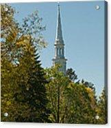 Lexington Battlefield  Acrylic Print
