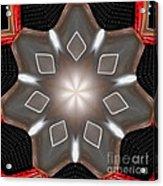 Lfa Star Acrylic Print