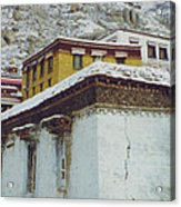 Lhasa Tibet 1 By Jrr Acrylic Print
