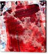 Liberty Bell 3.5 Acrylic Print