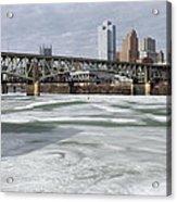 Liberty Bridge # 1 Acrylic Print