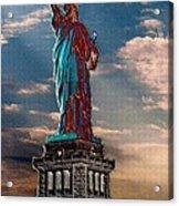 Liberty For All Acrylic Print