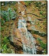 Liberty Gorge Falls Acrylic Print