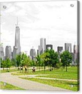 Liberty Park Acrylic Print