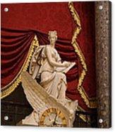 Library Of Congress - Washington Dc - 01131 Acrylic Print