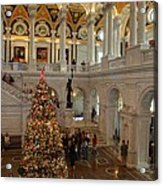 Library Of Congress - Washington Dc - 011315 Acrylic Print