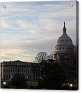 Library Of Congress - Washington Dc - 011325 Acrylic Print by DC Photographer