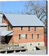 Lidtke Mill Acrylic Print