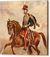 Lieutenant Colonel James Thomas Brudenell  Acrylic Print