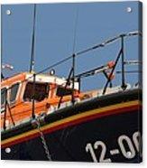 Life Boat Acrylic Print