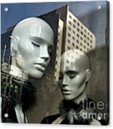 Life For Sale - Conceptual Acrylic Print