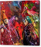 Life Is A Carnival 02 Acrylic Print