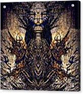 Life Of Meditation Acrylic Print