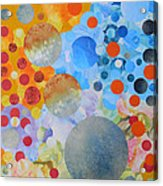 Life The Universe And Everything Acrylic Print