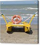 Lifeboat Acrylic Print