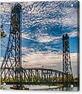 Lift Bridge 3d21789 Acrylic Print