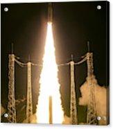 Liftoff Of Vega Vv06 With Lisa Acrylic Print