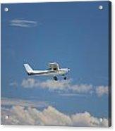 Light Aircraft Acrylic Print