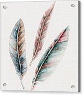Light As A Feather Acrylic Print