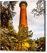 Light At Currituck Acrylic Print