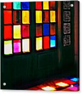 Light Entrance Acrylic Print