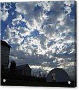 Light In The Sky Acrylic Print