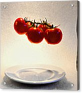 Light Lunch Acrylic Print