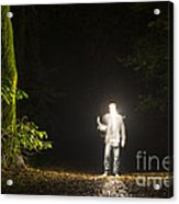 Light Man Acrylic Print