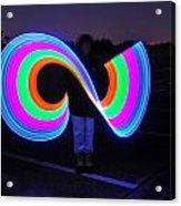 Light Player Acrylic Print