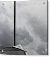 Light Pole Acrylic Print