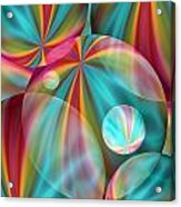 Light Spectrum 2 Acrylic Print