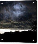 Light Through The Storm Acrylic Print
