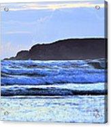 Lighthouse Blues Acrylic Print by Sheldon Blackwell