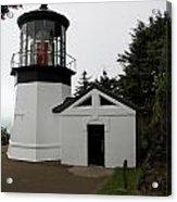 Lighthouse Cape Meares Acrylic Print