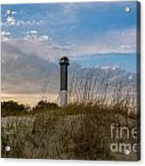 Lighthouse Dunes Acrylic Print